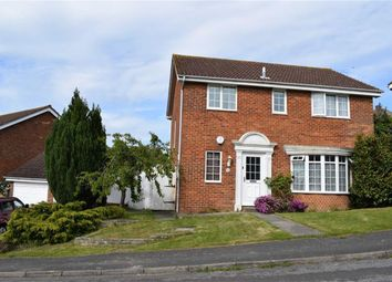 Thumbnail 4 bed detached house for sale in Marlborough Close, St Leonards-On-Sea, East Sussex