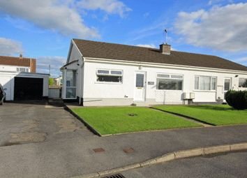 3 bed semi-detached bungalow for sale in Rhyd-Y-Gors, St. Clears, Carmarthen SA33