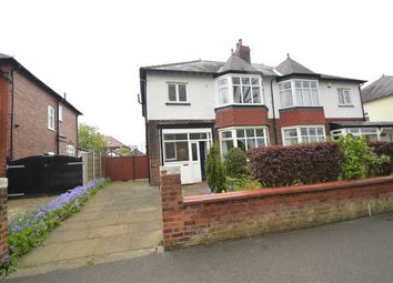 Thumbnail 3 bed semi-detached house for sale in Lisburne Lane, Offerton, Stockport, Cheshire