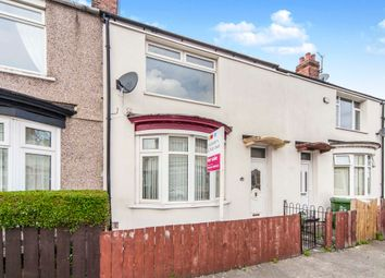 Thumbnail 3 bed terraced house for sale in Stainsby Street, Thornaby, Stockton-On-Tees