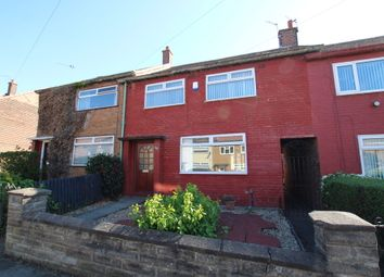 Thumbnail 3 bed terraced house for sale in Brunel Drive, Litherland, Liverpool