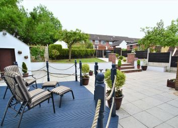 Thumbnail 3 bed terraced house for sale in Cleveland Close, Swinton, Manchester