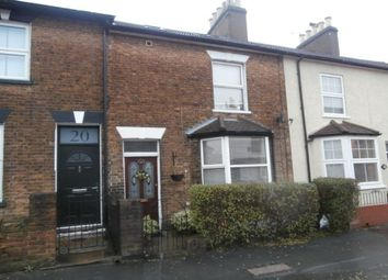 Thumbnail 4 bed terraced house to rent in Langley Road, Watford