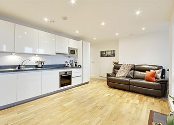 Thumbnail 1 bed flat for sale in Topaz Apartments, High Street, Hounslow