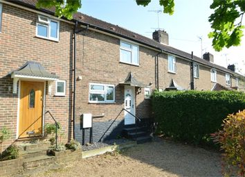 Thumbnail 2 bed terraced house for sale in Monument Road, Weybridge, Surrey