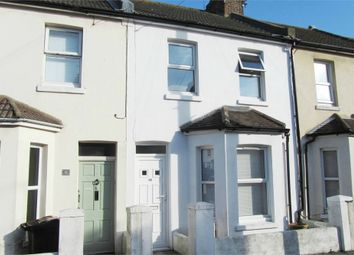 Thumbnail 3 bed terraced house to rent in Beltring Road, Eastbourne, East Sussex