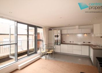 Thumbnail 2 bed flat to rent in Castle Exchange, 18 George Street, Nottingham