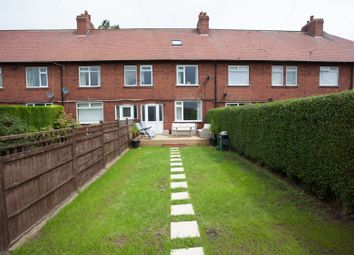 Thumbnail 4 bed terraced house for sale in Ledston Luck Villas, Kippax, Leeds
