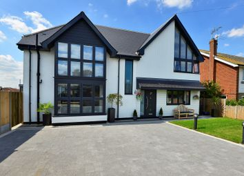 Thumbnail 4 bed detached house for sale in Florence Avenue, Whitstable