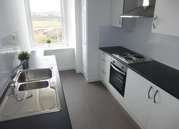 Thumbnail 3 bed flat to rent in Stirling Street, Denny