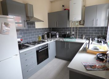 Thumbnail 4 bed end terrace house to rent in Compton Road, Leicester