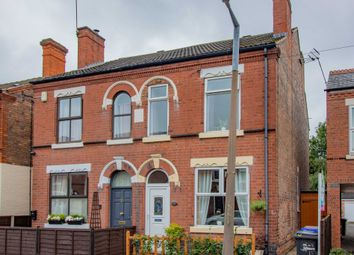 Thumbnail 3 bed semi-detached house for sale in Recreation Street, Long Eaton, Nottingham
