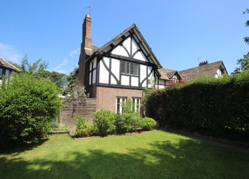 Thumbnail 3 bed cottage for sale in Old Hall Lane, Worsley, Manchester