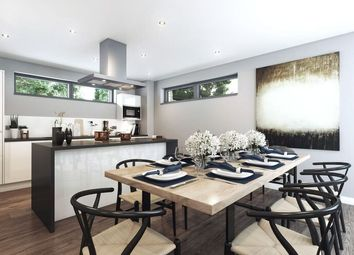 Thumbnail 4 bedroom mews house for sale in Creek Road, Greenwich