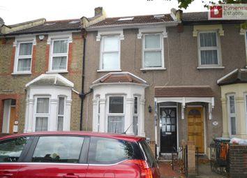 Thumbnail 4 bed terraced house to rent in Haldane Road, East Ham, London
