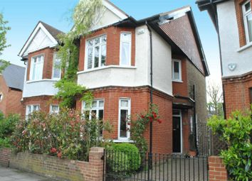 Thumbnail 4 bed semi-detached house for sale in Chudleigh Road, Twickenham