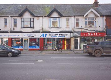 Thumbnail Retail premises for sale in Unit 4, 291-301 Ashley Road, Parkstone, Poole