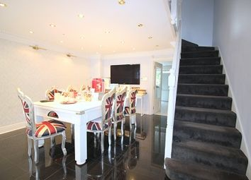 Thumbnail 1 bedroom terraced house to rent in Rainbow Avenue, Isle Of Dogs