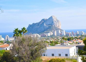 Thumbnail Land for sale in Calp, Alicante, Spain