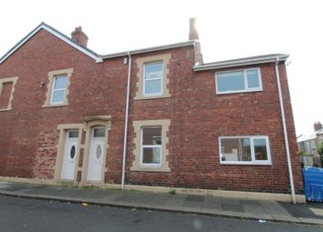 Thumbnail 2 bed maisonette to rent in Grantham Street, Blyth