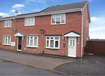 Thumbnail 2 bed semi-detached house for sale in Albion Street, St Georges Telford