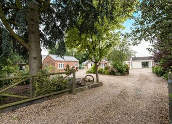 Thumbnail 4 bed detached bungalow for sale in High Street, Marton, Gainsborough