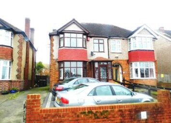 Thumbnail 3 bed semi-detached house to rent in Daventry Road, Coventry