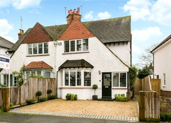 Thumbnail 3 bedroom semi-detached house for sale in Reynolds Road, Beaconsfield, Buckinghamshire