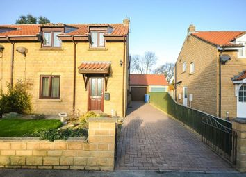 Thumbnail 3 bed semi-detached house for sale in 3 Laurel Close, Scarborough