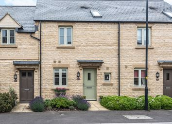 Thumbnail 3 bed terraced house to rent in Moss Way, Cirencester