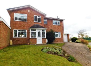 Thumbnail 4 bed detached house for sale in Saxon Road, Penkridge, Stafford