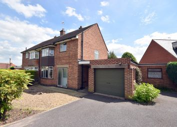 Thumbnail 3 bed semi-detached house for sale in Church Street, Barrow Upon Soar, Loughborough