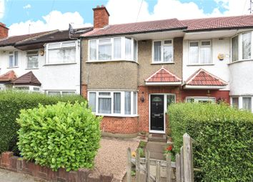 Thumbnail 3 bed terraced house for sale in Leamington Crescent, Harrow, Middlesex
