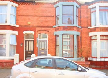 Thumbnail 3 bedroom terraced house for sale in Rundle Road, Aigburth, Liverpool