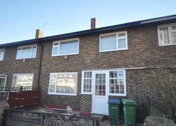 Thumbnail 3 bed end terrace house to rent in Eynsham Drive, London