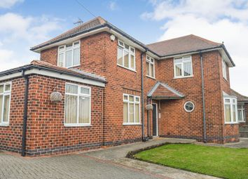 Thumbnail 3 bed detached house for sale in Ladybrook Lane, Mansfield