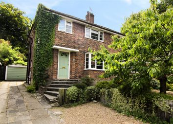 Thumbnail 3 bed semi-detached house for sale in Cintra Road, Thorpe Hamlet, Norwich