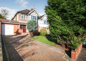 Thumbnail 3 bedroom semi-detached house for sale in Cutenhoe Road, Luton