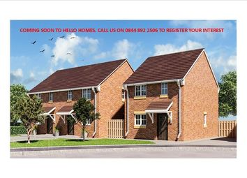 Thumbnail 2 bed detached house for sale in 23, Dovecote Close, 23, Yarwell, Northamptonshire