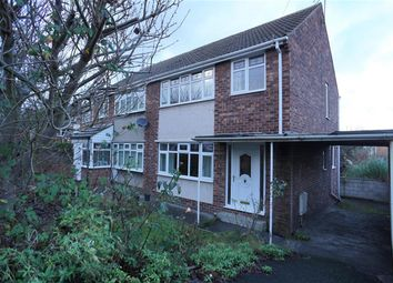Thumbnail 3 bedroom semi-detached house for sale in Floodgate Drive, Ecclesfield, Sheffield