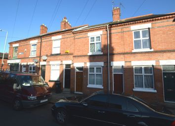 Thumbnail 2 bed terraced house to rent in Herschell Street, Off London Road, Leicester