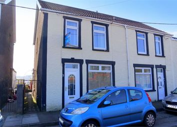 Thumbnail 3 bed semi-detached house for sale in Llwynderw Avenue, Maesteg, Mid Glamorgan