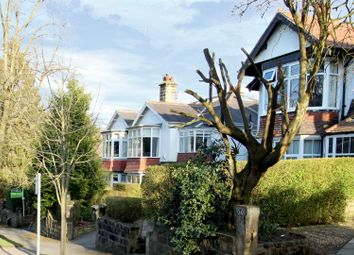 Thumbnail 3 bedroom flat for sale in Coppice Drive, Harrogate