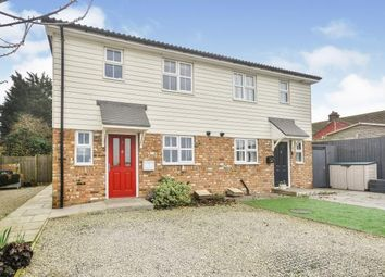 3 bed semi-detached house for sale in Cherry Tree Mews, Dover Road, Guston, Dover CT15
