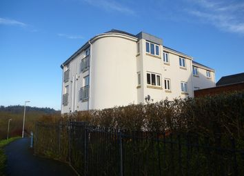 Thumbnail 1 bed flat for sale in Oakfields, Tiverton