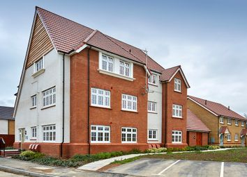 Thumbnail 1 bed flat for sale in Type 3, Plots 53, 56 & 59, Evesham Road, Bishops Cleeve, Gloucestershire