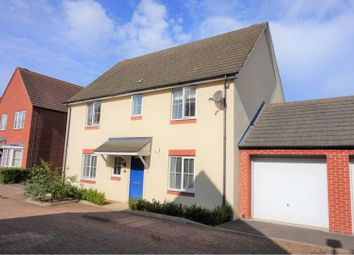 Thumbnail 4 bedroom detached house for sale in Broughton Gate, Milton Keynes