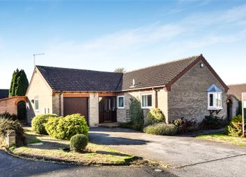Thumbnail 3 bed bungalow for sale in Nelson Drive, Washingborough