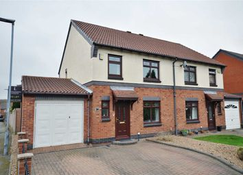 Thumbnail 3 bed semi-detached house to rent in Linnet Drive, Leigh