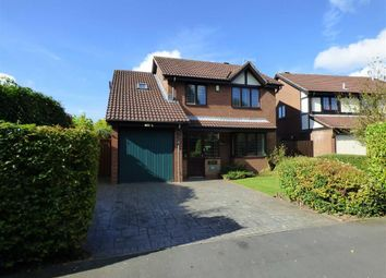 Thumbnail 4 bed detached house to rent in Pennymore Close, Stoke-On-Trent
